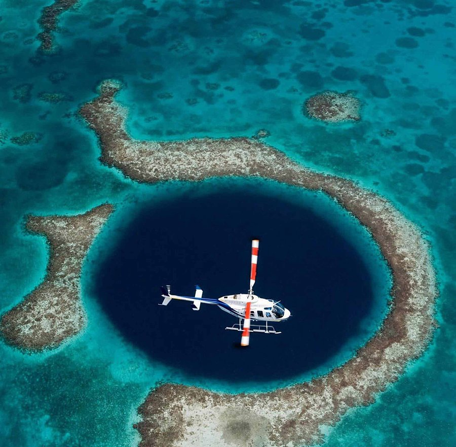 Blue Hole - Belize 05
