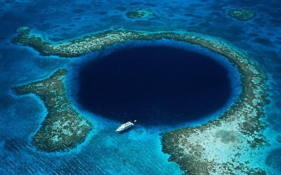 Blue Hole - Belize 10